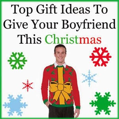 best christmas gift ideas for boyfriends