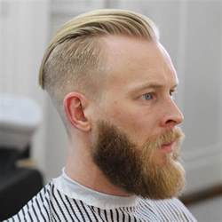 receding hair slicked back mens undercut receding hairline