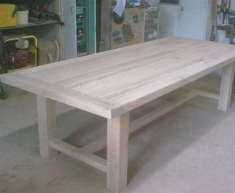 costruire un tavolo in legno per esterno tavoli in legno roma arredamenti su misura