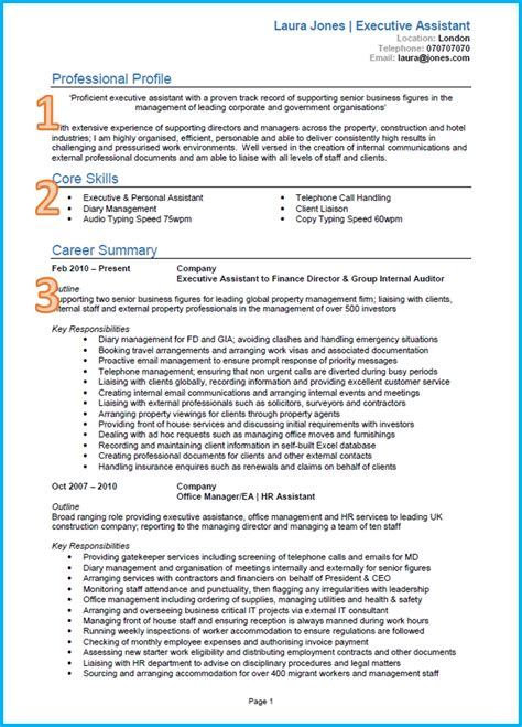 examples of resumes 11 good cv for job attendance sheet
