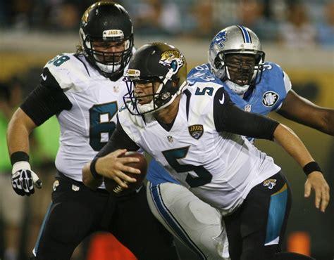 Lions And Jaguars Jacksonville Jaguars Vs Detroit Lions Friday Fact Or Fiction