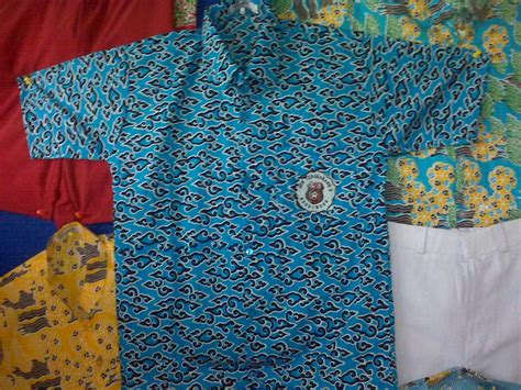 Ischool Baju Sekolah Sd 10 7 model baju batik seragam sekolah modern terbaru 2016