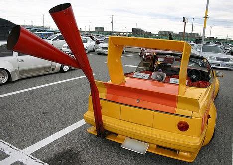 japanese custom cars 2008 october pink