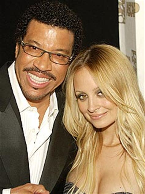 lionel richie photos photos site of nicole richie and lionel richie nicknames nicole s daughter the mouse