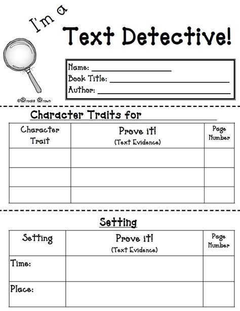 Reading Response Worksheets by 25 Best Ideas About Reading Response On