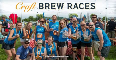 craft brew races runs add obstacles costumes to your run this