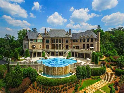 houses in georgia the 10 most expensive homes in georgia gafollowers