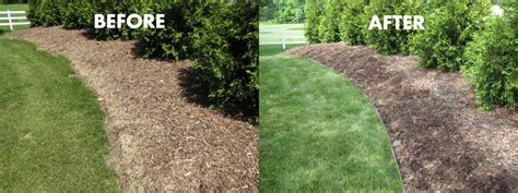 Landscape Fabric Before Edging Diy Landscape Edging How To