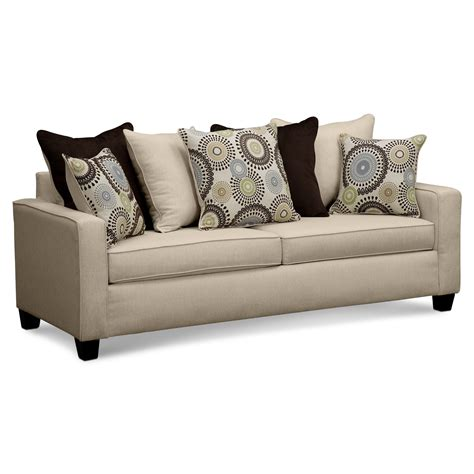 American Furniture Couches by American Signature Sofas Sofas Couches Living Room Seating