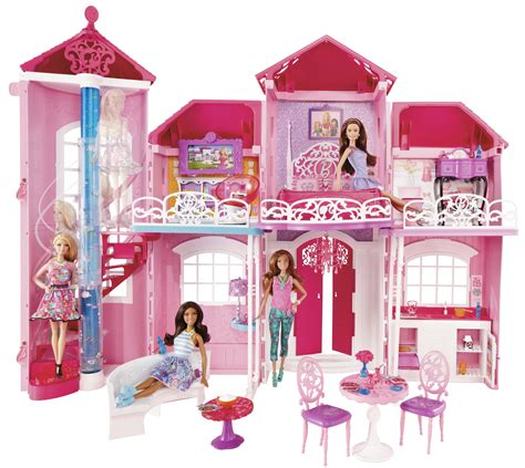 Barbie Malibu House Review Here Come The Girls