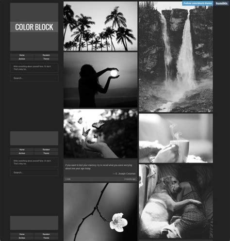 themes tumblr blogger 20 elegant free dark tumblr themes utemplates