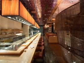 Kitchen Design Restaurant by Japanese Restaurant Interior Design With Unique Concept