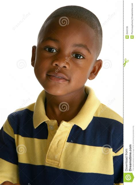 african american adorable african american boy stock image image 2943139