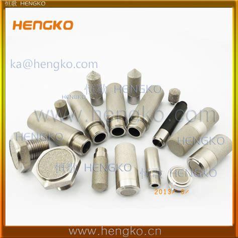 di commercio ss metallo poroso ss 316 gpl gas filtro in acciaio inox a
