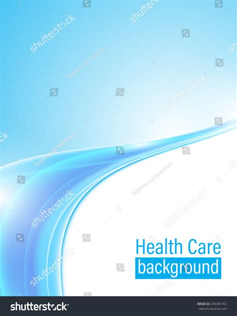 abstract health pattern abstract health care background flyer cover stock vector
