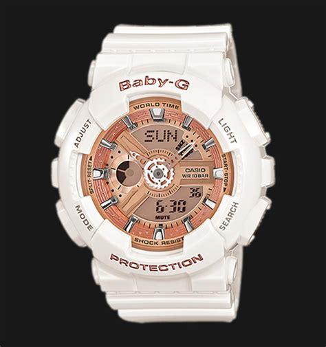 Jam Tangan Esprit Best New Series Cassual Wanita Active Date Leather casio baby g ba 110 7a1dr digital analog white