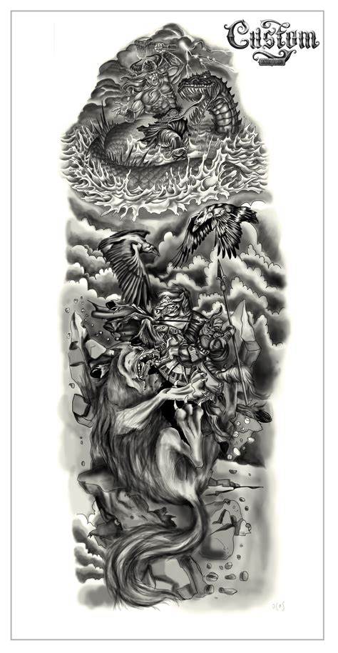 tattoo custom design design artwork custom design tatoo