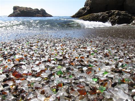Glass Beaches | nate s nonsense glass beach fort bragg california