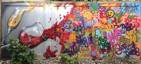Graffiti Wall Mural nz murals and graffiti art jonny 4higher