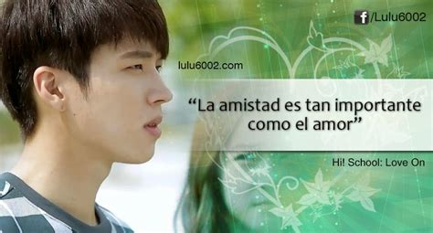 imagenes coreanas con frases hi school love on frases parte 4 lulu6002
