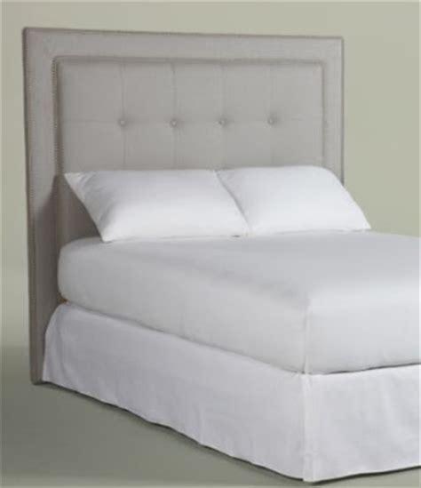 ethan allen upholstered beds dose of design love it upholstered headboard