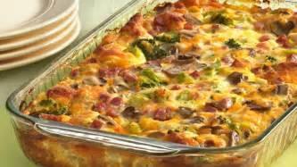 ham and cheese egg casserole recipe dishmaps