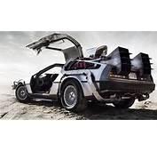 Original Back To The Future DeLorean MNN Mother Nature Network