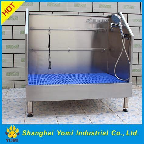 dog bathtubs for sale big pet bath products stainless steel dog bath tub on sale