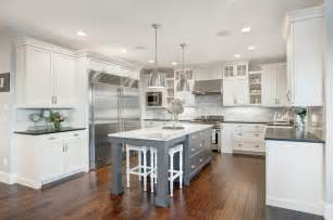 the nantucket show home traditional kitchen