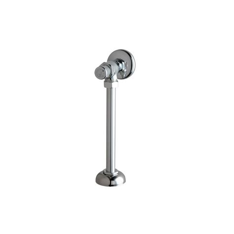 Chicago Push Faucet by Chicago Faucets 732 Cp Chrome Angle Valve With Push
