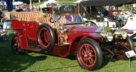1911 Rolls Royce Silver Ghost 1911 Rolls Royce Silver Ghost Tourer 10 000