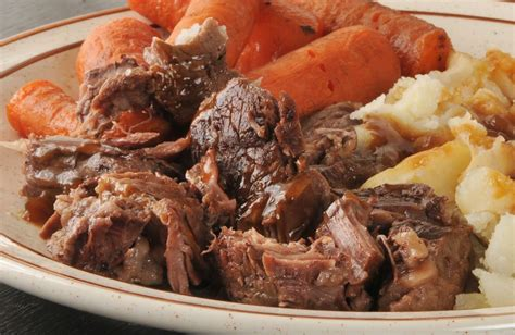 oven roasted chuck roast recipes sparkrecipes