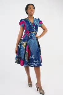 African print dress harriet wrap dress was 163 55 00 now 163 41 25