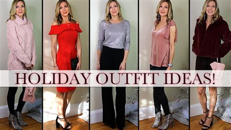 2018 hot and flashy fun festive holiday outfit ideas winter 2018