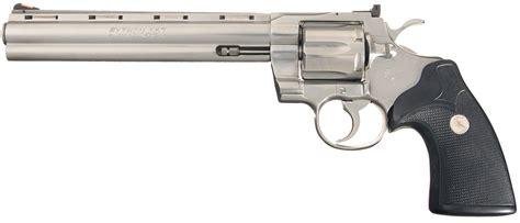 Revolfer Pyton gun stories colt python alternative