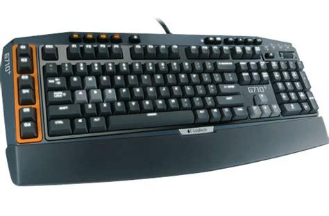 Keyboard Logitech Mechanical tastatur g710 mechanical gaming keyboard logitech