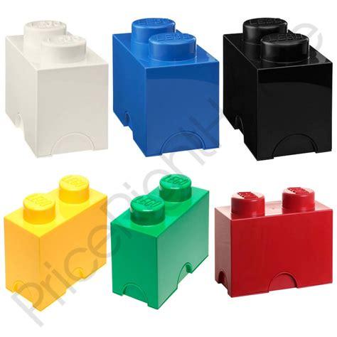 Idée Rangement Salle De Jeux 3048 by Lego Stockage Brique Boite 2 Boutons Enfants Chambre 224