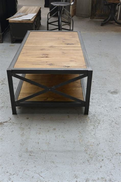 plan fabrication table basse