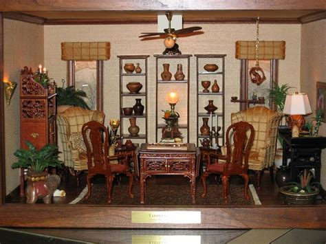 elephant themed living room 15 best images about a 1 12 scale miniature living room parlour roombox idea board on