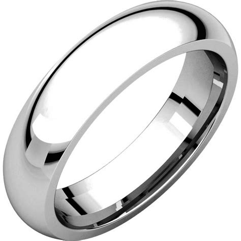 platinum comfort fit wedding band xh123815pp platinum 5mm heavy comfort fit wedding band
