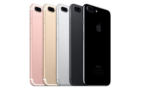 cell phones smartphones brand new sealed iphone 7 plus choose any colour 32gb 1 year