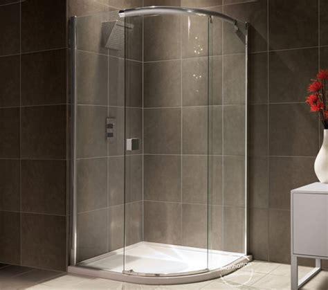 Manhattan Shower Door Manhattan 8 Single Door Offset Shower Quadrant 1200 X 900mm