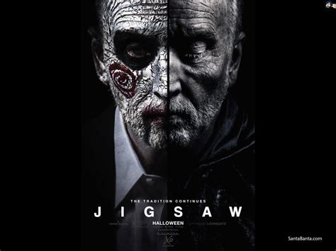 jigsaw di film saw jigsaw movie wallpaper 3
