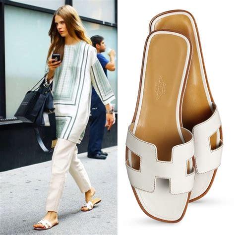 New Sandal Wanita Sendal Wanita Flat Replika Hermess Hitam Promo Pria 71 hermes shoes hermes oran sandal from this