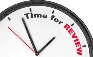 mid year reviews pay at year end