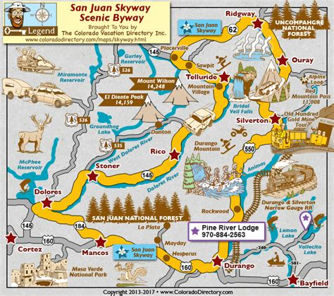 southwest colorado fly fishing map map of southwest colorado maps map usa images free