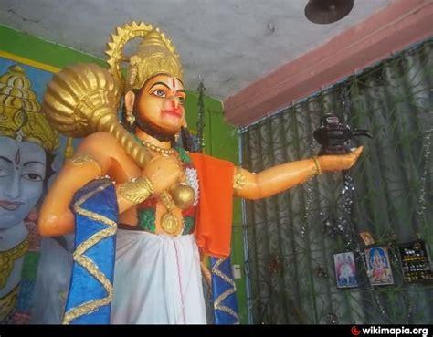 Salur Cc statue of hanuman in hanuman temple salur findmessages