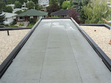 Flat Roof Replacement Roof Repair Flat Roof Repair Roofing System