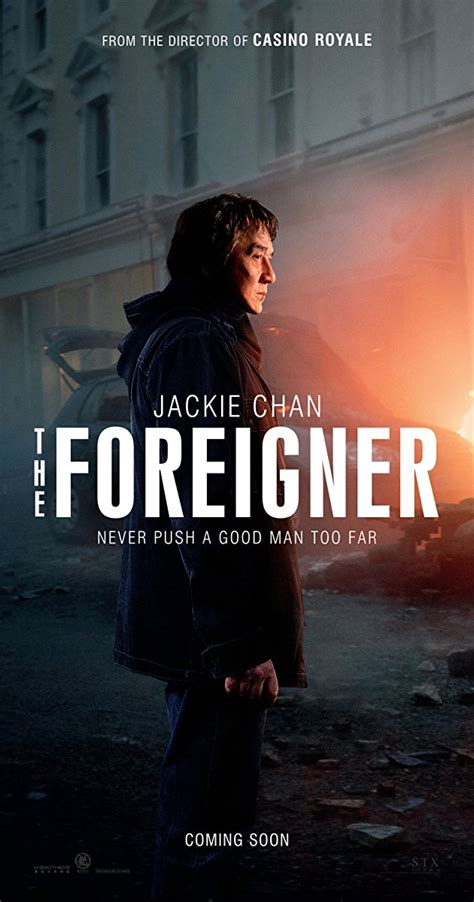 film foreigner the foreigner showtimes imdb