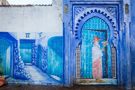 blue city morocco chair chefchaouen morocco s blue city